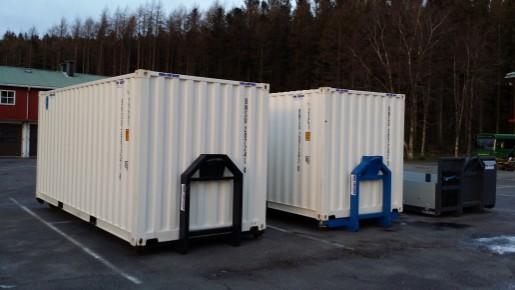Skeleton frames. Hook lift ... & Hooklift skeleton frames for shipping containers - Jack-Pack heavy ...
